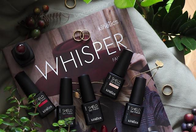 Kinetics Whisper | Jesień 2019