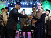 Kecamatan Cibinong Juara Umum MTQ Tingkat Kabupaten Bogor