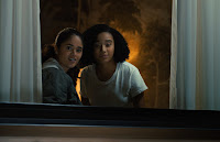 Amandla Stenberg and Danube Hermosillo in Everything, Everything (1)