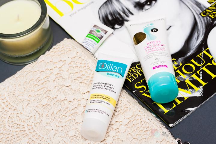 Kosmetyczne zaskoczenia #1 | Oillan, Kolastyna, Farmona
