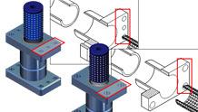 3D CAD illustration