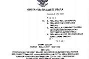 Work From Home ASN Pemprov Sulut Berakhir 4 Juni Hari Ini