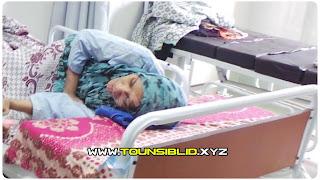 (بالفيديو و الصور) مستشفى الحبيب بوقطفة: بسبب خطأ طبي وفاة امرأة ومولودها اثر عمليتين جراحيتين