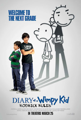 Diary of a Wimpy Kid: Rodrick Rules Poster
