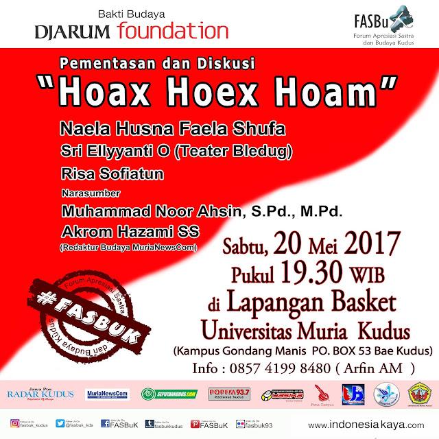 Hoax Hoex Hoam