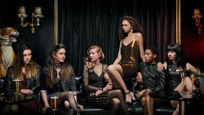 Clique Series Cast Image 1