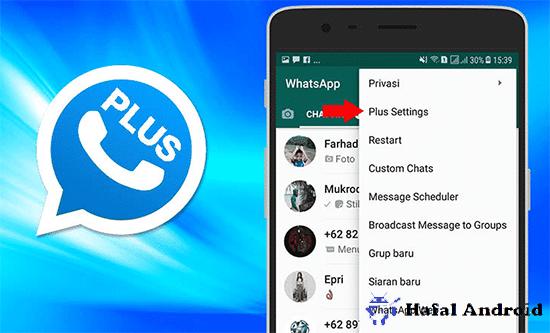 WA Mod WhatsApp Plus