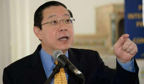 PRIBUMI dijinakkan oleh Tokong Lim Guan Eng