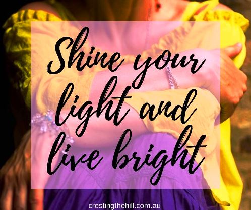 Sine your light and live bright - LLC #quotes #lifequotes