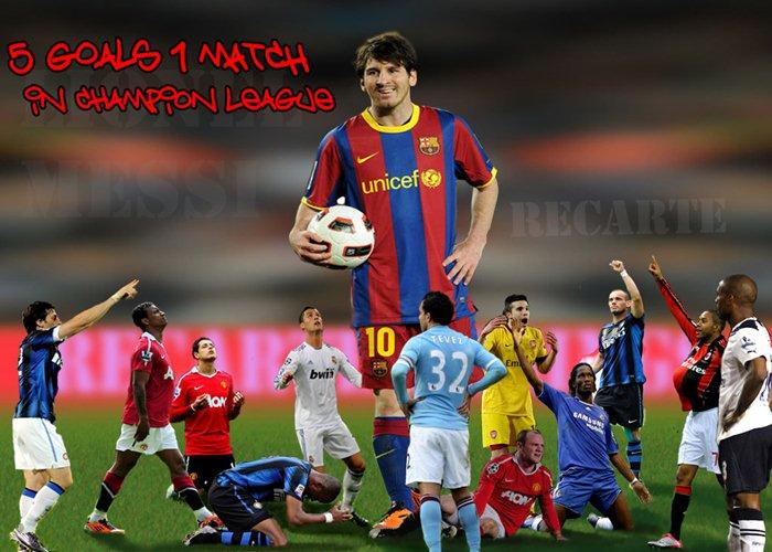 Foto Lionel Messi Terbaru 2014