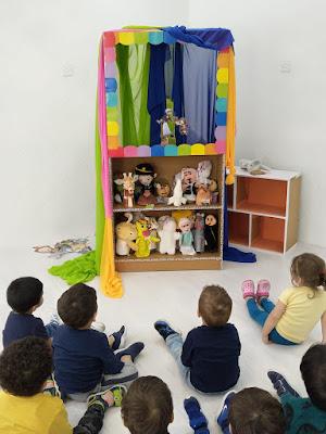 KIPS puppet show