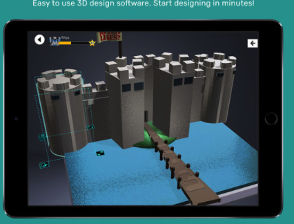 3 very good apps for creating and sharing 3d models