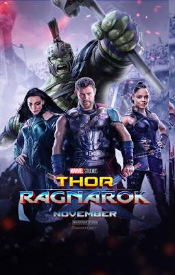 Film Thor: Ragnarok (2017) Bluray
