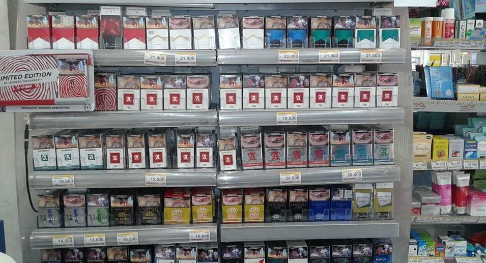 Hari Ini Harga Rokok Naik, Berikut Rinciannya