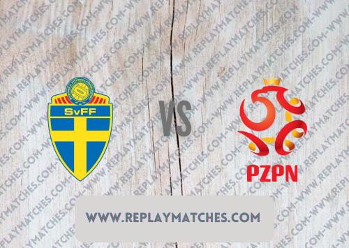 Sweden vs Poland -Highlights 23 June 2021