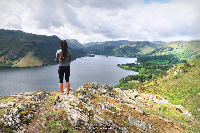 ullswater, aira force, lake district, walk, photos, route, short, best view, hike