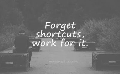 short quotes forget shortcuts work for it