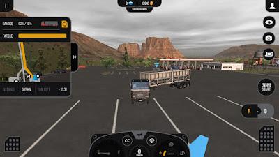 download truck simulator pro 2 mod apk gratis