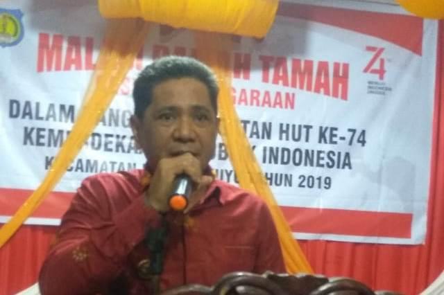 Meriah Malam Ramah Tamah, Kemerdekaan Ke 74, Di Kecamatan Bontosikuyu