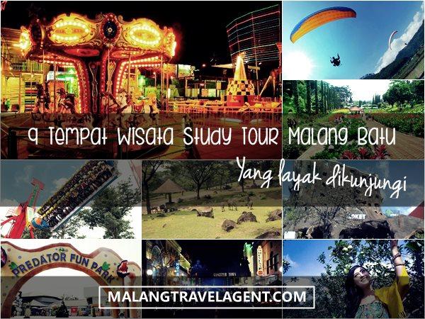 Tempat Wisata Study Tour Malang Batu