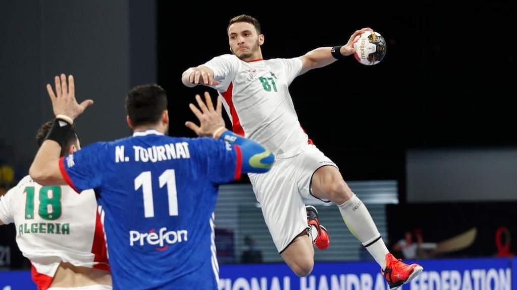 بطولة العالم لكرة اليد: المنتخب الجزائري ينهزم بصعوبة أمام فرنسا 29- 26