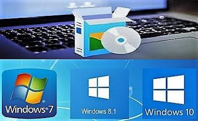 شرح جلب تفعيل جميع سيريالات البرامج و اصدارات الويندوز