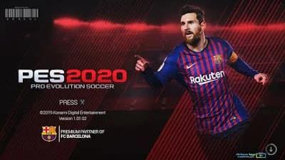 ملعب البايرن من لعبة بيس 2020 الجديدة