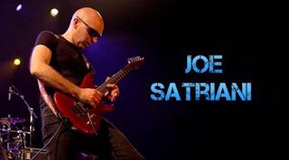 Joe Satriani: Biography and Team