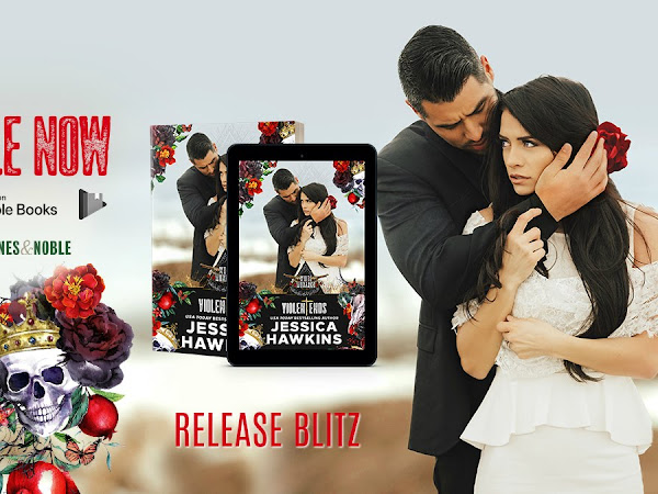 Violent Ends by Jessica Hawkins | Release Day Review