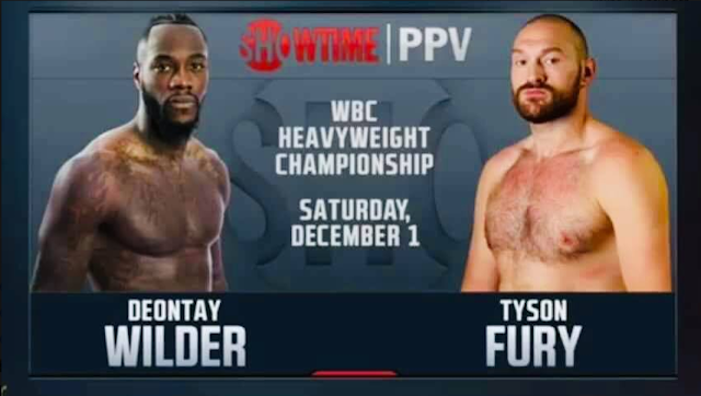 Deontay Wilder said he has the power to kill a man before heavyweight bout with Tyson Fury