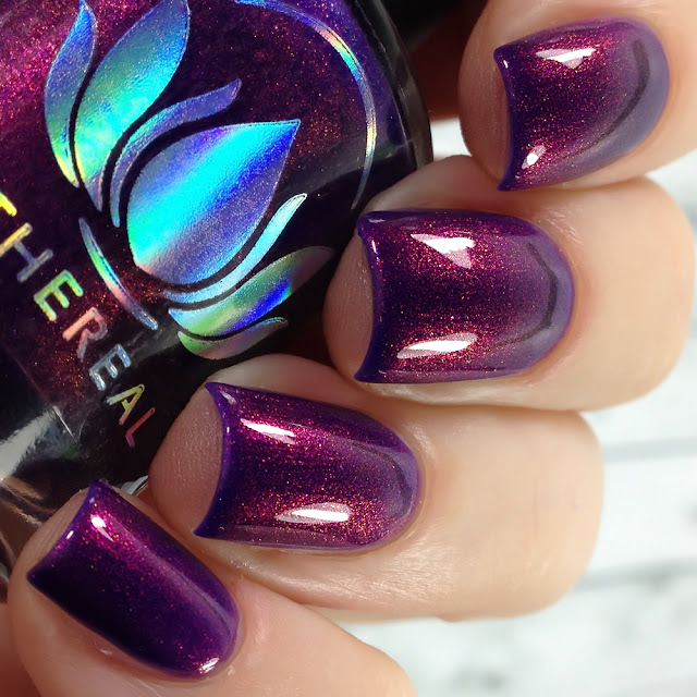 Ethereal Lacquer-Plumfrost