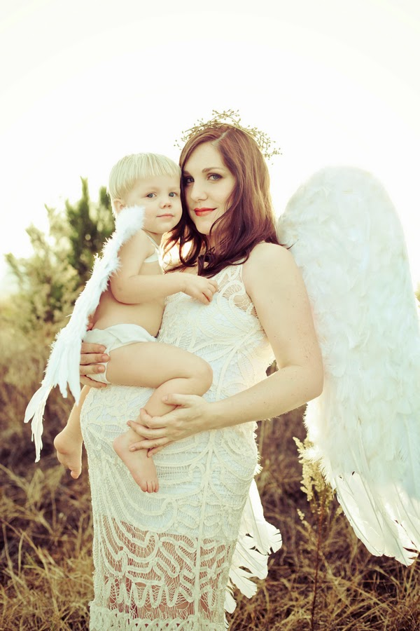 reportaje maternal