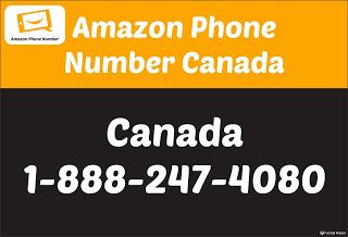 Amazon Phone Number Canada