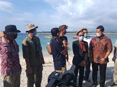 Menparekraf Siapkan Dana Hibah 3,7 Triliun untuk Pariwisata NTB