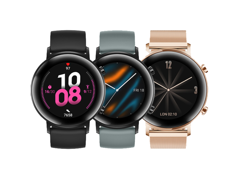 Huawei Watch GT 2 42mm is priced at PHP 9,990, coming soon!