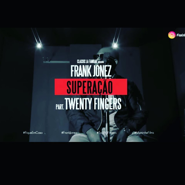 Frank Jonez Feat. Twenty Fingers - Superação Mp3 Download