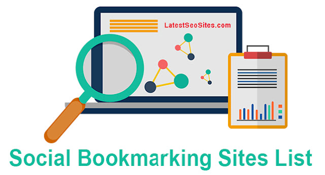 New Social Bookmarking Sites List for SEO