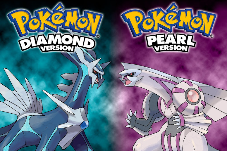 Pokémon Diamond e Pearl