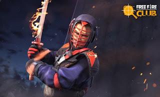 "Pacote ""Samurai Sem Rosto"":"