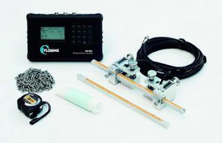 Flow Meter Ultrasonic Portable untuk Mengecek Sistem Pendingin Mesin