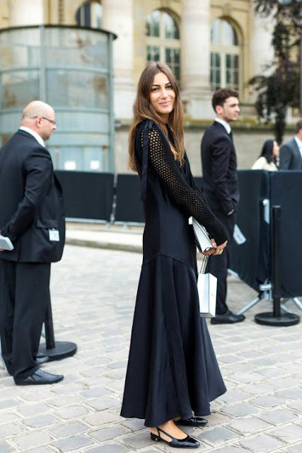 Fashion Week in Paris: Giorgia Tordini