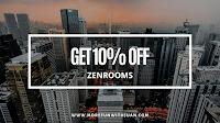 ZenRooms Discount