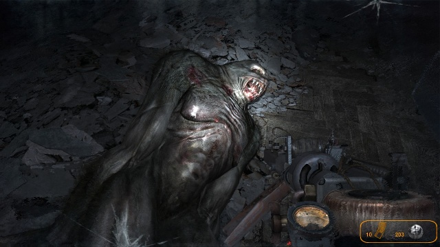 Download Metro 2033 PC Games Gameplay