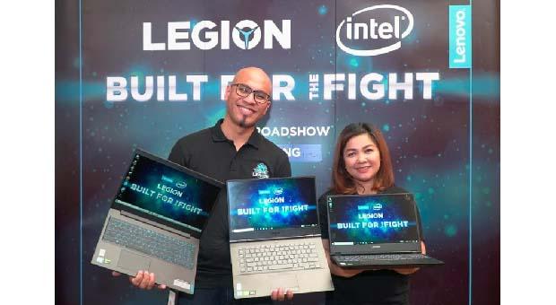 Lenovo Legion Tingkatkan Spesifikasi Jngkau Pasar Gaming Lebih Luas