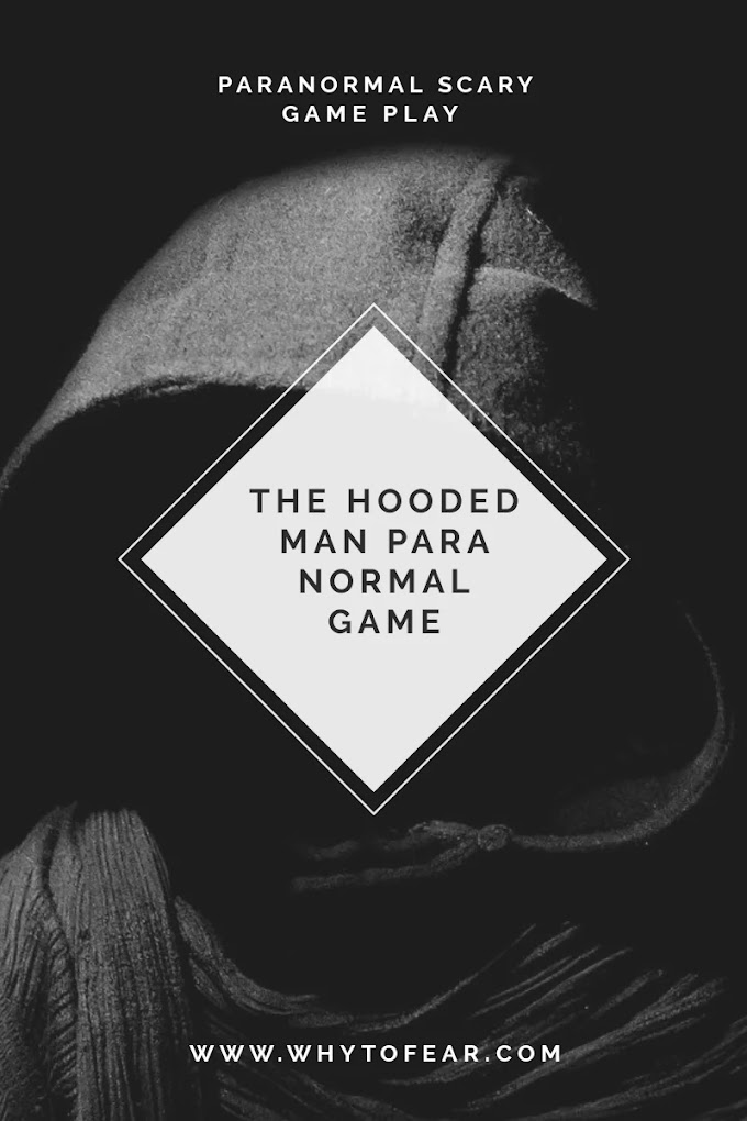 The hooded man game-The black horror ritual