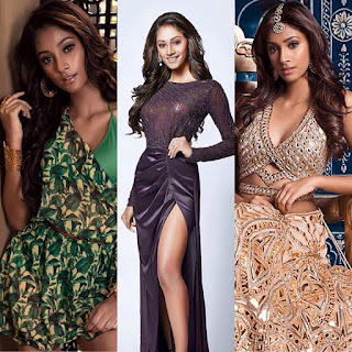 Miss India 2018 biography