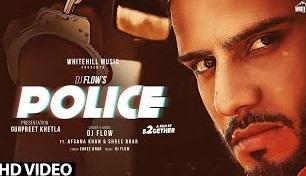 पुलिस (Police) Afsana khan, shree brar punjabi 2020 lyrics in hindi