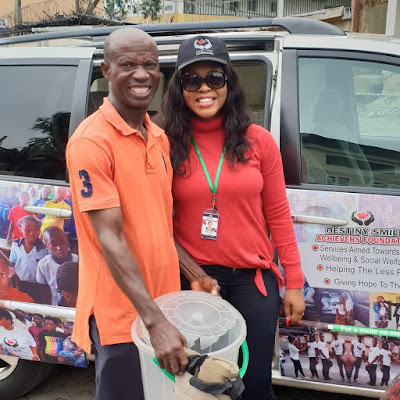 Destiny Ifunaya  Millerand , CEO Destiny Smile Foundation Begins Empowerment And Outreach For The Needy [Photos/Videos]