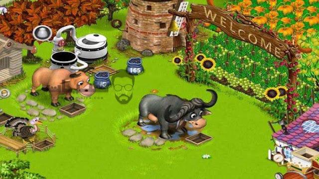 تحميل لعبة المزرعه السعيده Family Farm للكمبيوتر والاندرويد مجانا برابط مباشر
