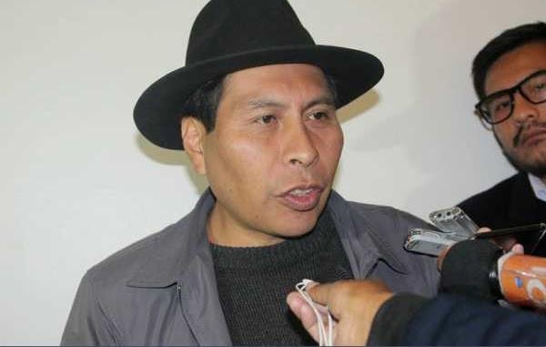 Machaca dejó el cargo ayer con una carta al Ministerio de Culturas / WEB